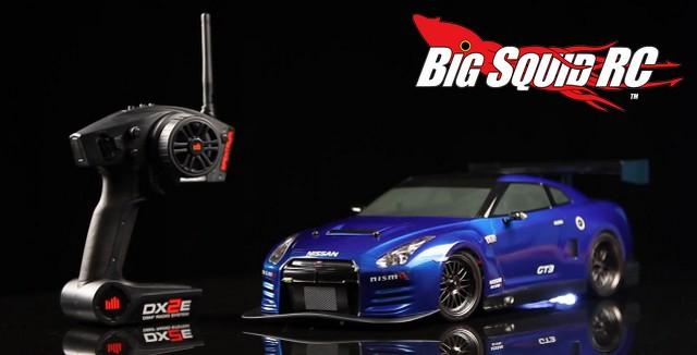 Video – Vaterra 2012 Nissan GTR GT3 « Big Squid RC – RC Car and ...