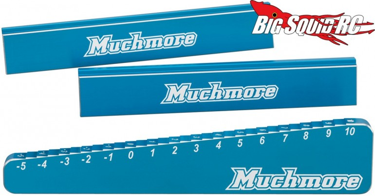 Muchmore racing tools ride height