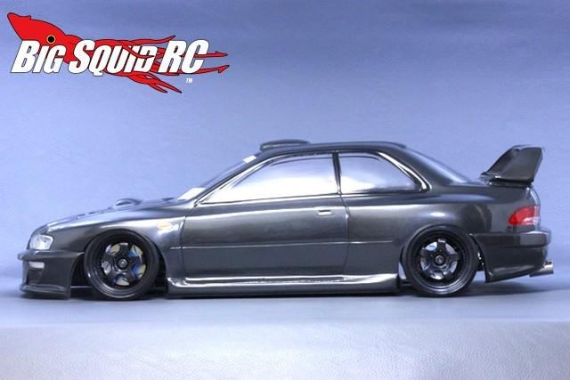 Pandora RC Subaru Impreza 22B Clear Body « Big Squid RC – RC Car and
