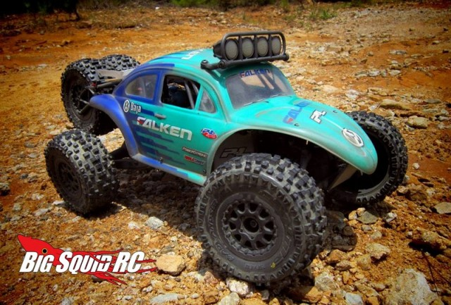 Vaterra Twin Hammers Pro-Line Modifications