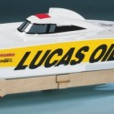 AquaCraft Lucas Oil FE Brushless Catamaran 3