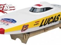 AquaCraft Lucas Oil FE Brushless Catamaran