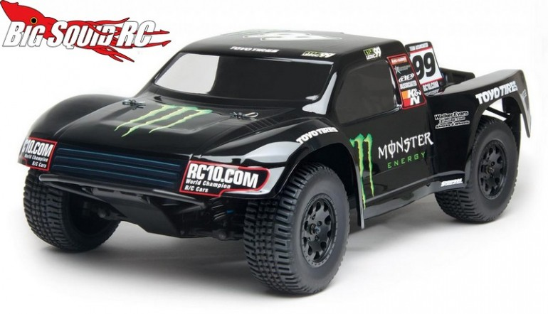 Associated Limited Edition SC104x4 RTR with Monster Energy Body