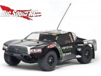 Associated Monster Energy Toyota SC10RS RTR