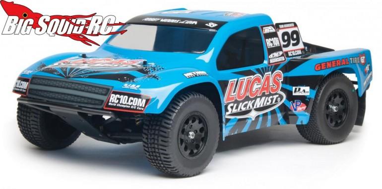 Team Associated Lucas Slick Mist SC10