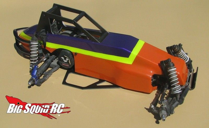 ChuckworksRC 1/10th Scale Sprint Car Chassis Kit « Big ...