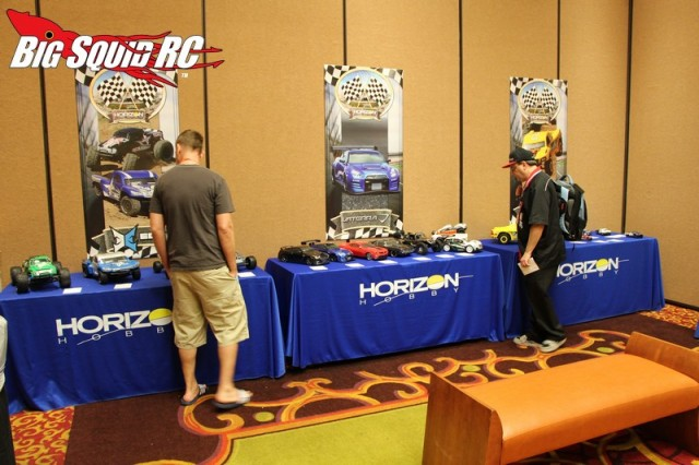 Horizon Hobby Booth HobbyTown USA Convention 2013