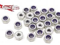 #13245 MIP Pro4mance 5-40 Aluminum Nuts