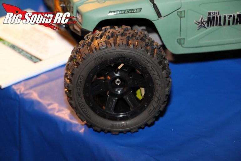Pro-Line Traxxas wheels tires