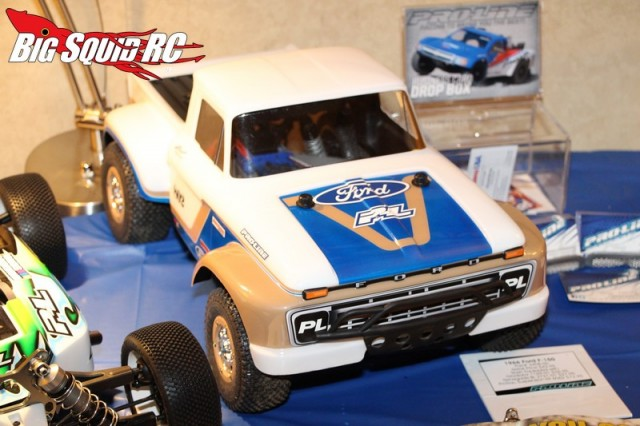 Pro-Line Booth HobbyTown USA Convention