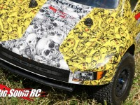 RC Custom LAB WORKZ Hydro Dipping RC Body