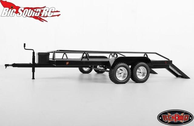 RC4WD BigDog 1/8 Dual Axle Scale Car/Truck Trailer