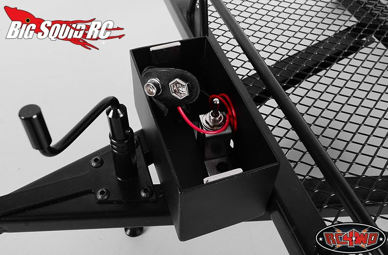 RC4WD BigDog 1/8 Dual Axle Scale Car/Truck Trailer « Big ...