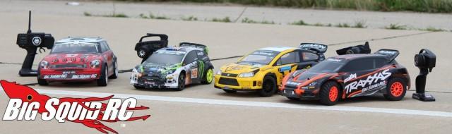 Rally Car Shootout Looks