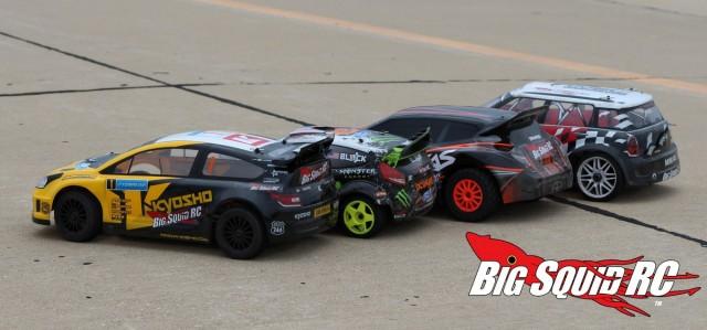 Rally Car Shootout Parts Availability