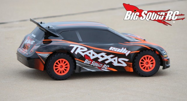 Rally Shootout Traxxas Rally