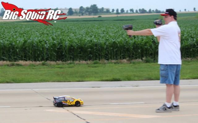 Rally car shootout top speed