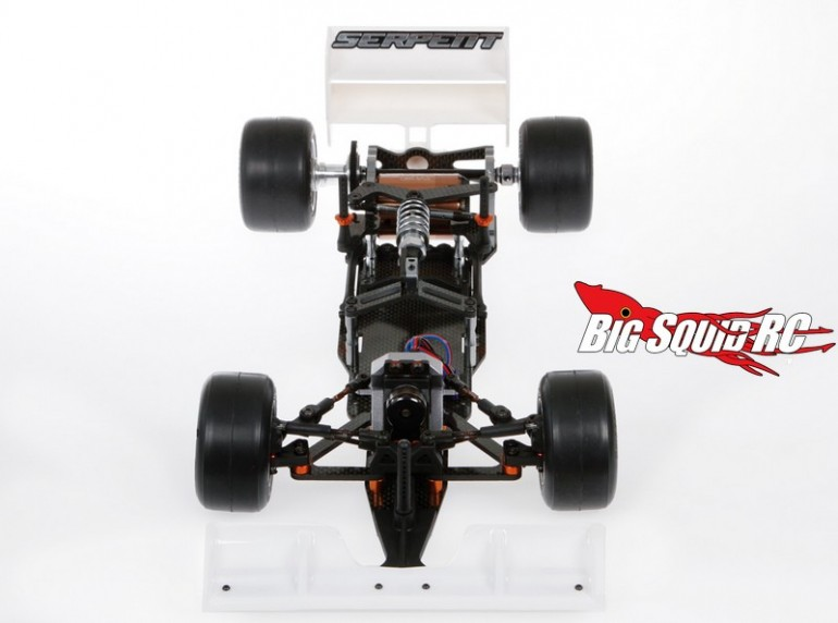 Serpent F110 Formula 1 car