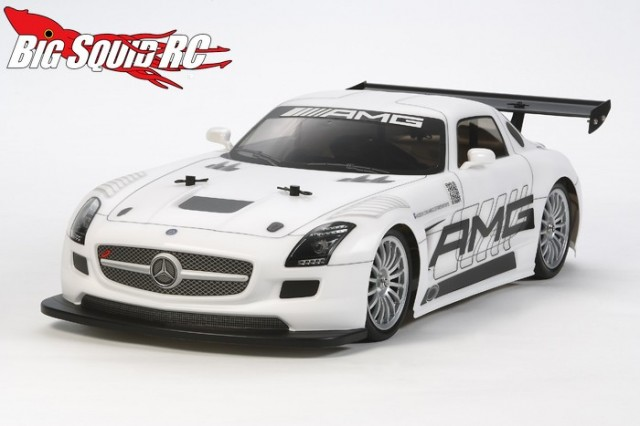 Tamiya Mercedes-Benz SLS GT3 AMG - TT02