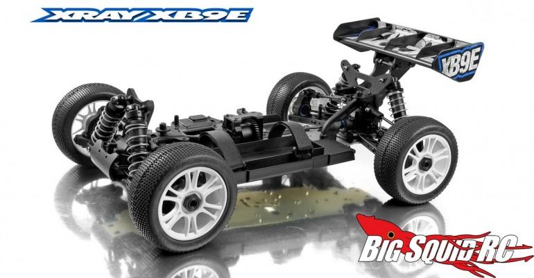 XRay XB9E Electric 8th Buggy