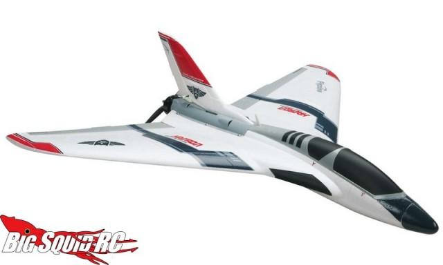 """Flyzone Hadron Flying Wing Tx-R Rx-R 33.5"""""""