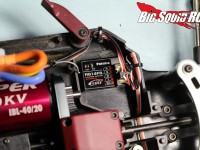 Hop-Up Series Thunder Tiger MT-4 G3 Installing a New Radio System