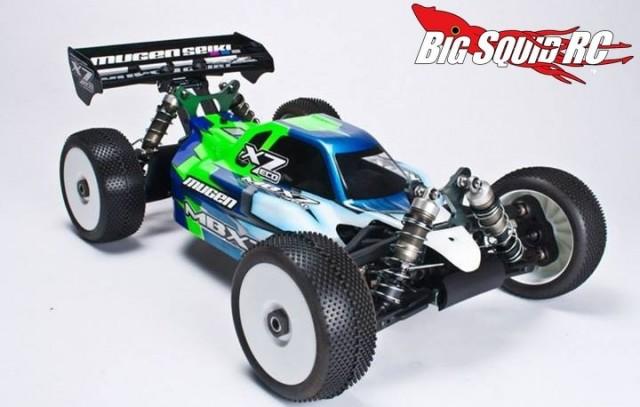 Mugen MBX7 ECO M-Spec 1/8 Buggy