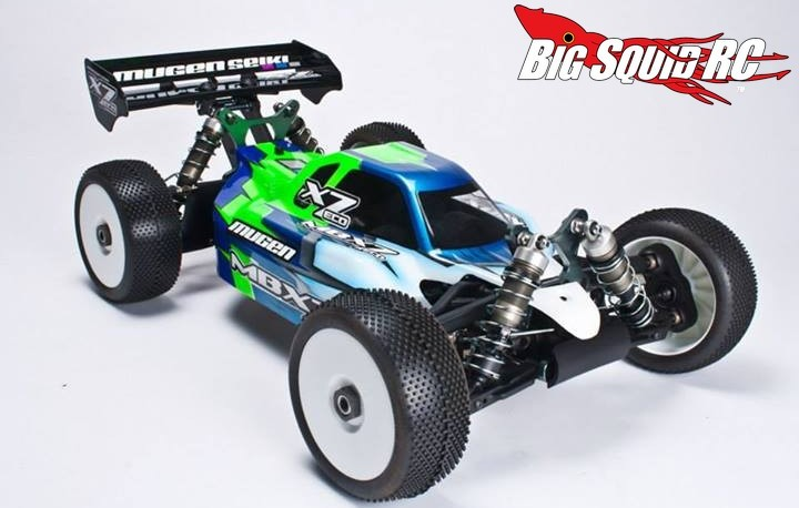 Mugen Mbx7 Eco M Spec 8th Scale Electric Buggy Big Squid Rc