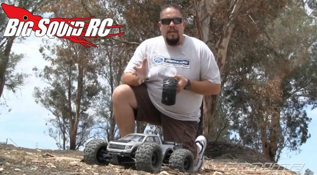"Pro-Line Racing Rock Rage 3.8"""