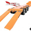 RC4WD Heavy Duty Flat Bed Transporter with Electric Lifting Ramps