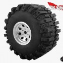 "RC4WD Interco Super Swamper 40 Series 3.8"" TSL/Bogger Scale Tire"
