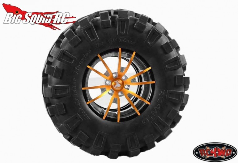 RC4WD Thorax 40 Series Universal Beadlock Wheel