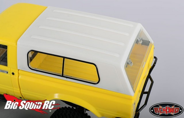 RC4WD Tightfit Truck Topper for Mojave Hilux Bodies