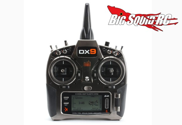Spektrum DX9 9-Channel DSMX Transmitter