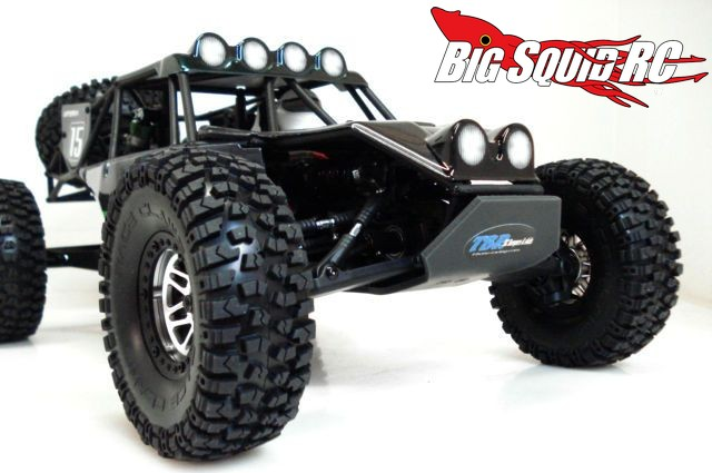 T-Bone Racing Pro Chassis Brace front bumper Vaterra Twin Hammers