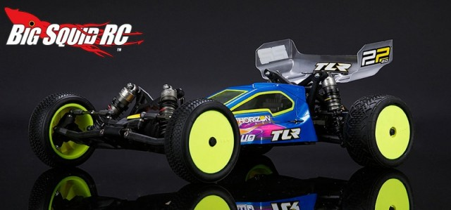 TLR Losi 22 2.0 Buggy