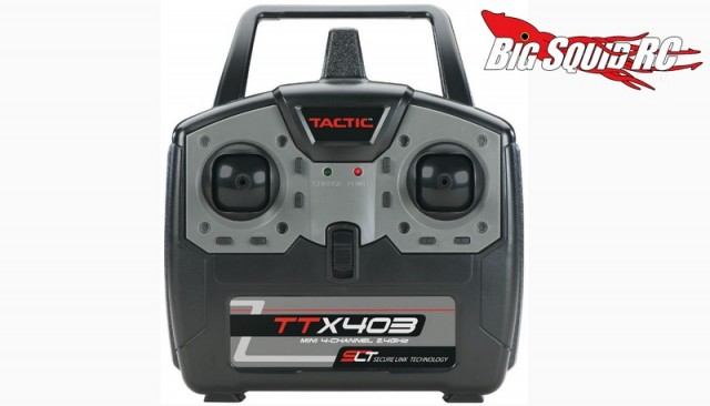 Tactic TTX403 SLT Mini Radio