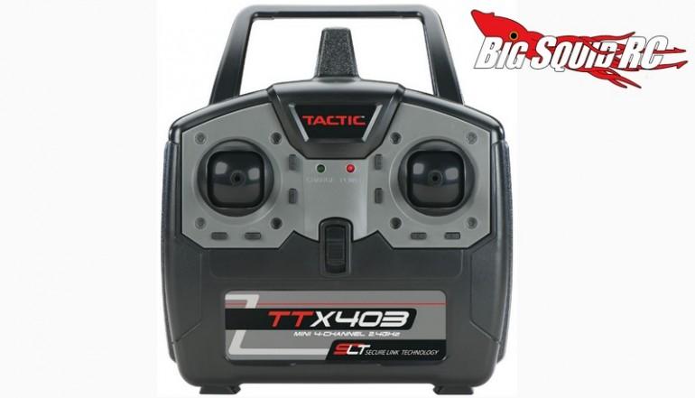 Tactic TTX403 SLT Mini Radio