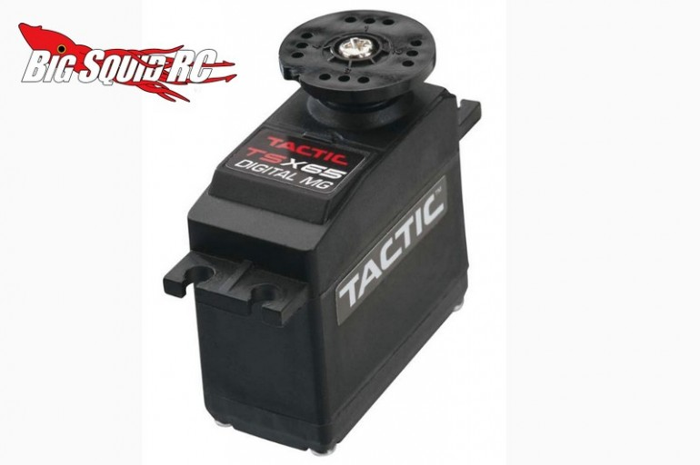 Tactic Digital Servo