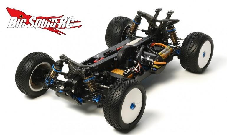 Tamiya DB01RR 4wd buggy Chassis Kit