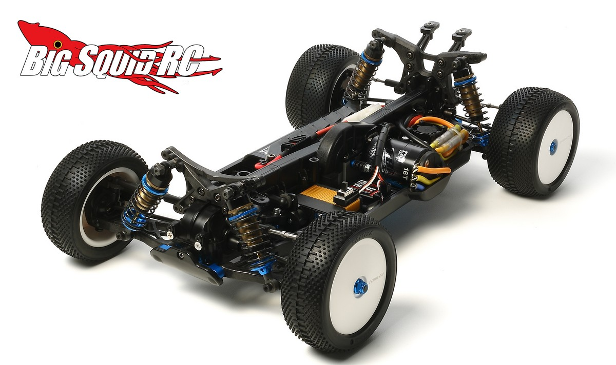 Tamiya DB01RR Limited Edition 4wd Buggy Chassis Kit « Big Squid RC