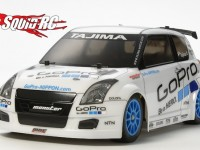 Tamiya GoPro Monster S.S. Swift M05 Kit