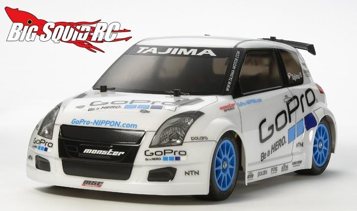 Tamiya GoPro Monster S.S. Swift M05 Kit