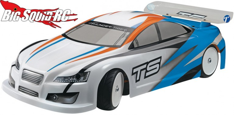 Thunder Tiger 1/10 Nitro TS4n Luxe 3.5 2.4GHz RTR