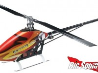 Thunder Tiger Raptor E820 Electric Flybarless Kit Helicopter