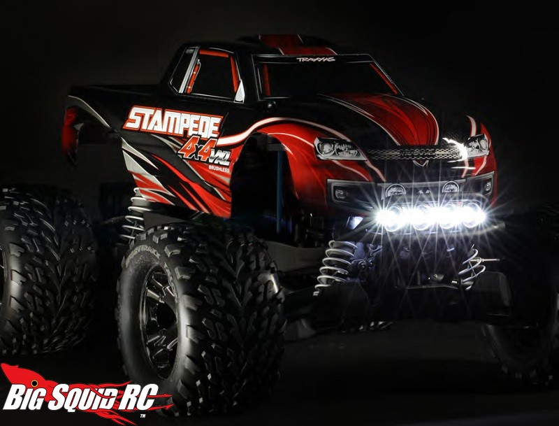 Traxxas Led Light Kits 171 Big Squid Rc Rc Car And Truck