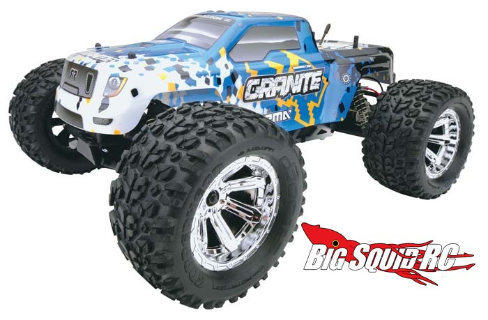 2013 ARRMA Granite RTR Monster Truck