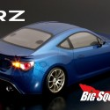 ABC Hobby SUBARU BRZ clear body