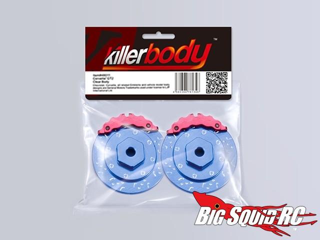 Killer Body RC Aluminum Brake Disc