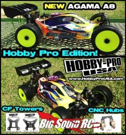 Agama A8 Hobby Pro Edition